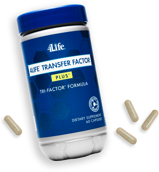 4Life Transfer Factor RioVida, Transfer Factor Plus